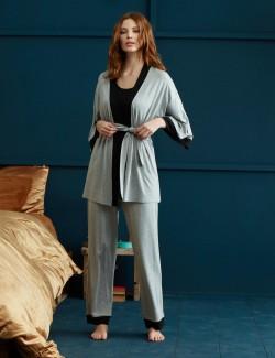 Catherine´s 1130 Kışlık Bayan Pijama Takımı